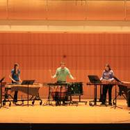 "Premiering Brian Nozny's ""Coin"" with the Truman State University Percussion Ensemble"