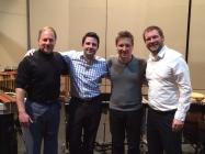 2014 Iowa Day of Percussion with Michael Bump, Justin Alexander, and Tom Burritt